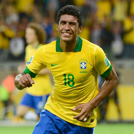 Paulinho (José Paulo Bezerra Maciel Júnior) - Brazil