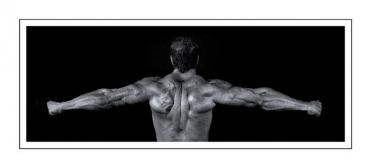 Sculpting the Delts and Traps