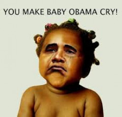"President ""Soiled Diapers"" Obama"