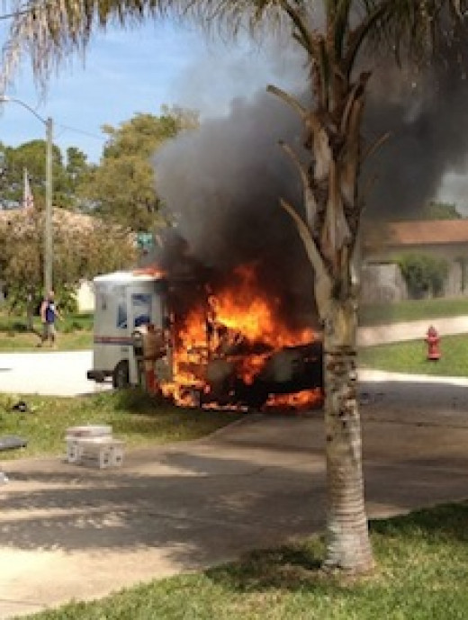 Has the smart phone caused your peaceful lunchtime to go up in flames?