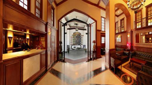 Nahar's Nilgiri Hotel- Ooty