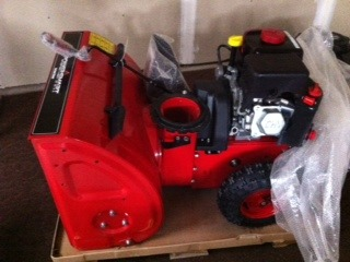 Power Smart DB7651 Two Stage Snow Thrower
