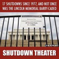 A Curtain Call For Shutdown Theater