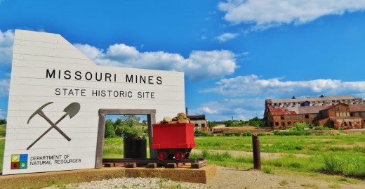 The Missouri Mines State Historical Site and Museum