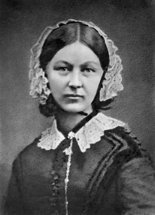 "Florence Nightingale also wasn't a big fan of hand washing while working the hospital wards - she probably killed more people than she helped because of this ""behind the times"" attitude."