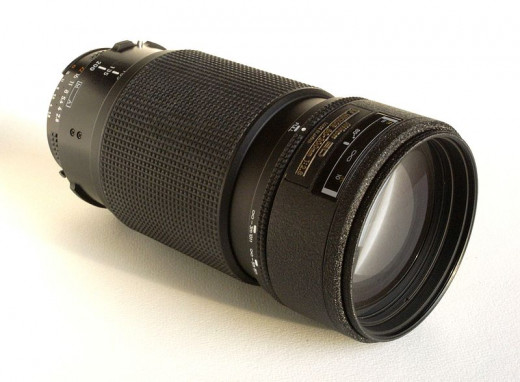 Zoom lenses help you get closer to the action