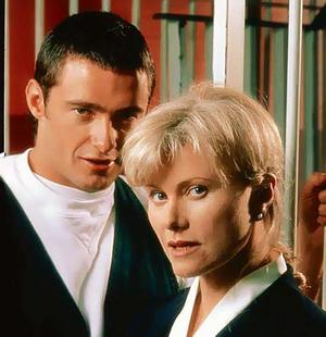 Although an older woman Deborra-Lee Furness has been happily married to Hugh Jackman for 12 years