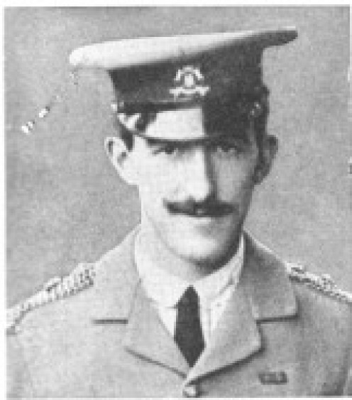 Captain Francis Grenfell VC