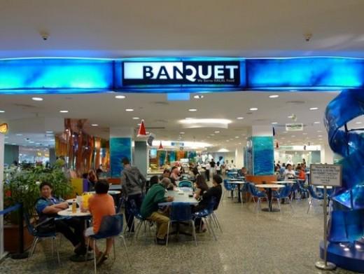 Banquet Foodcourt
