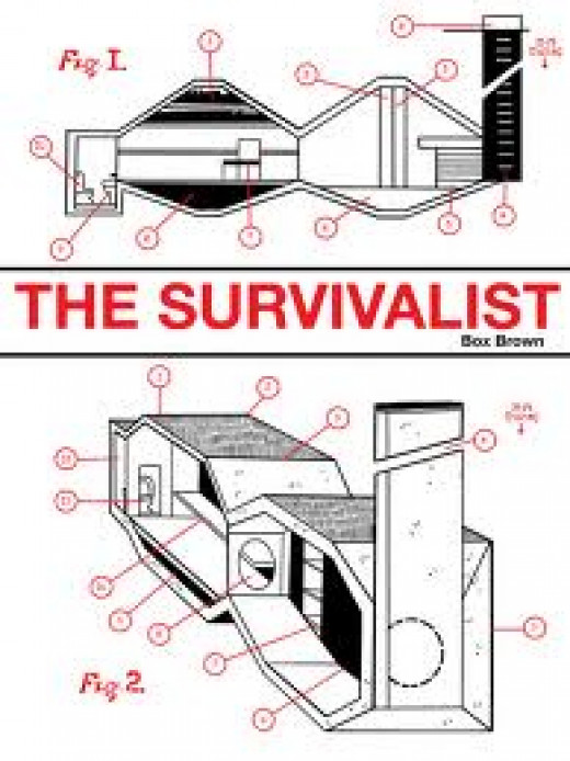 'The bunker' - if you don't have one of these don't worry. You probably won't need it anyway