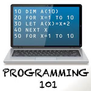Programming begins