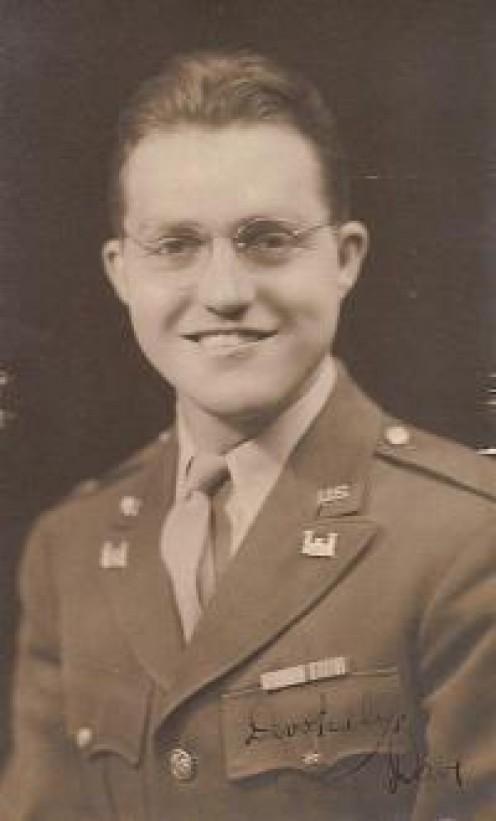 Colonel David Pergrin
