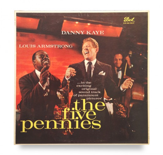Danny Kaye from The Five pennies