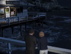 Grand Theft Auto V Walkthrough: Death at Sea