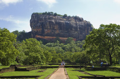 Facts about sigiriya