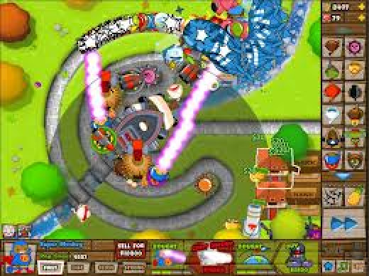 Bloons Tower Defence 5