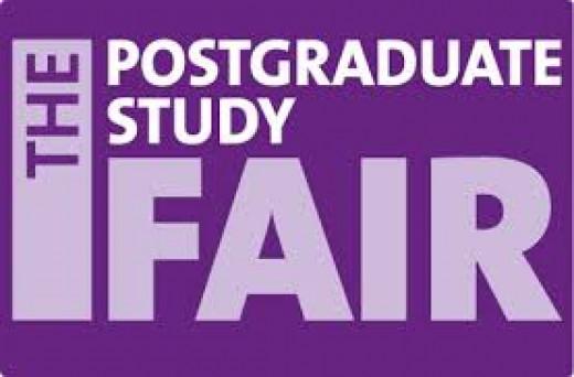 The Postgraduate Study Fair 2013