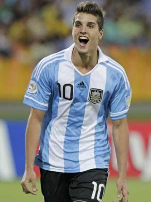 Erik Lamela (Erik Manuel Lamela) - Argentina