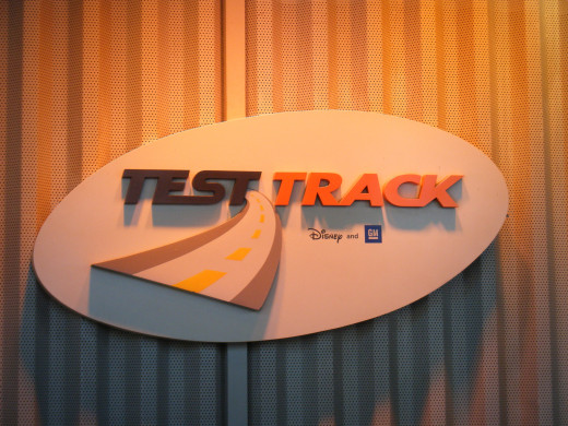 Test Track is a must do for any visitor