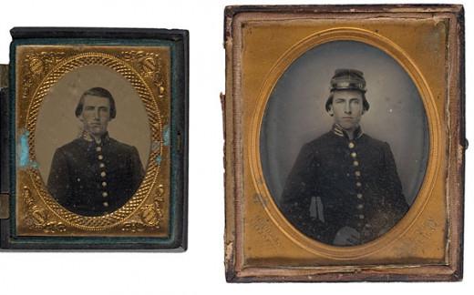 Young Militiamen, 1861