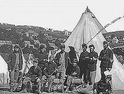 New York Militiamen, 1861