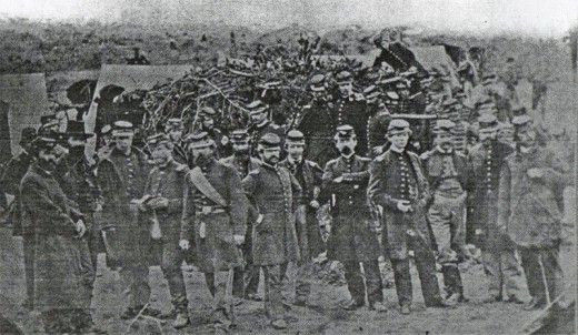 Troops of the 14th Regiment, U.S. Regulars