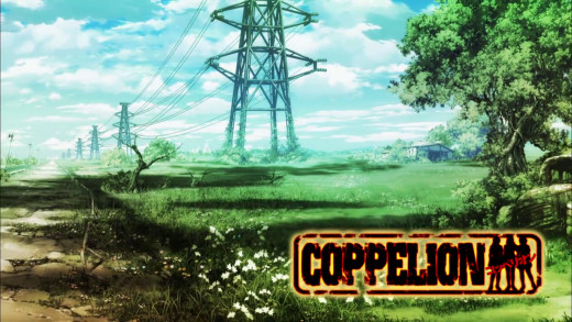 "Title Panel from ""Copellion"" episode 1"