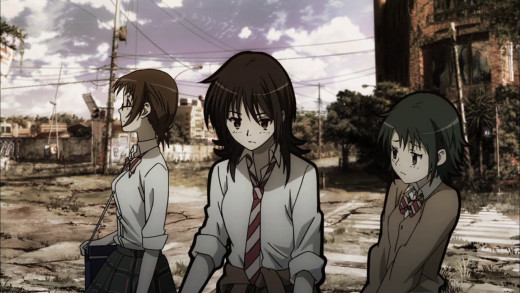 "The art in ""Coppelion"" leaves me feel as though I'm watching a manga."