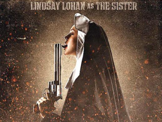 Lindsay being Lindsay