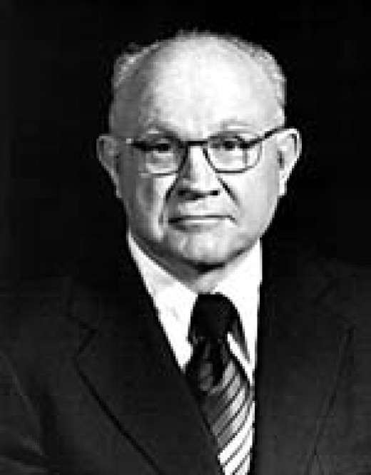 Bernard P. Brockbank, Sr. (May 9, 1909 – October 11, 2000) was a general authority of The Church of Jesus Christ of Latter-day Saints