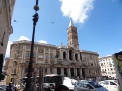 Traveling Rome: Archbasilica of St. John Lateran