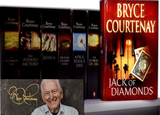 Bryce Courtenay
