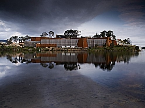 MONA The Museum of Old and New Art in Tasmania, Australia