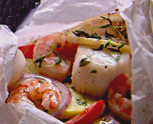 Baked Fish in Parchment Paper Recipes and Seafood Parcels | hubpages
