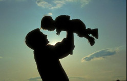 Should men have as many rights as a woman when it comes to their children?