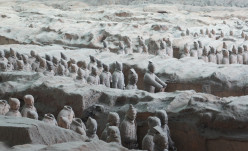 Army of Terra Cotta Warriors, Xi'an