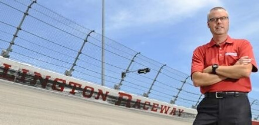 Former track president Chris Browning helped make NASCAR viable at Darlington once again