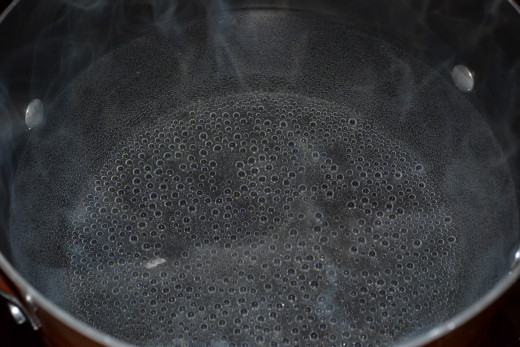Boil your water.
