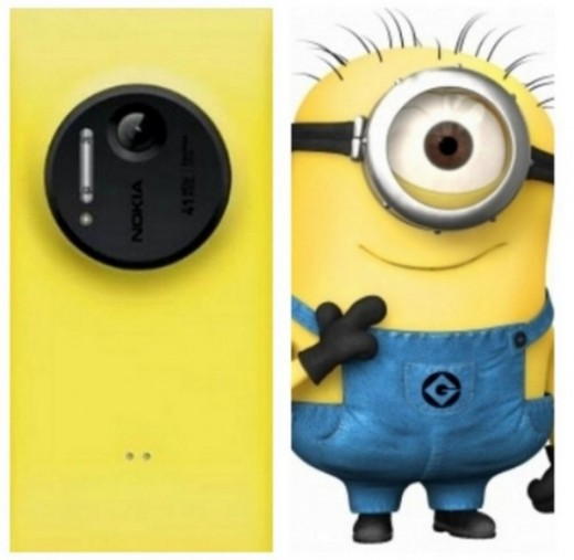 Minion Pic Stolen From MyNokiaBlog