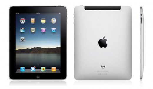 Apple iPad (3rd gen), circa 2012