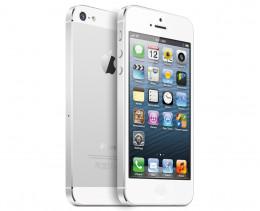 iPhone 4, white, circa 2011