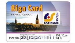 Riga Card
