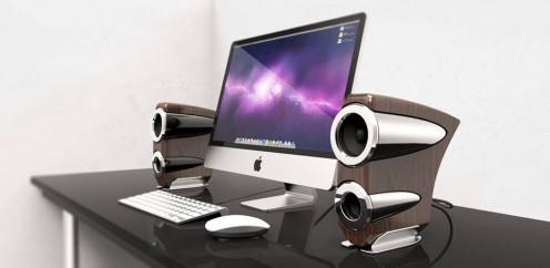 Luxury Speaker Concept