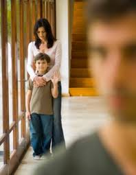 Abandoning your family, will be something that you regret later.