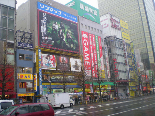 If you lived in Tokyo, you'd know that the only place to get your electronics would be Akihabara. People even come from around the world to get their electronics here!