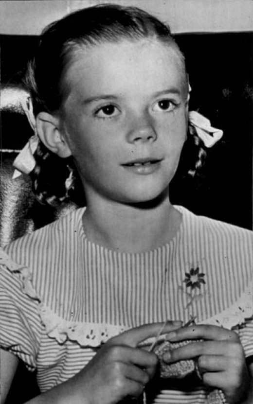 """Natalie Wood was unforgettable in """"Miracle on 34th Street."""""""
