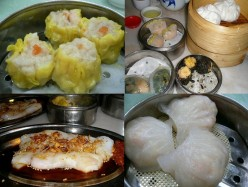 How to select Ipoh Dim Sum and Bean Sprout Chicken