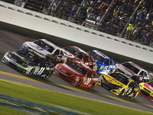 Kicking off the season at Daytona is the right thing to do but there's no reason to hold four races there