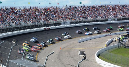 Rockingham returned to NASCAR- for two years, before disappearing from the schedule once again.