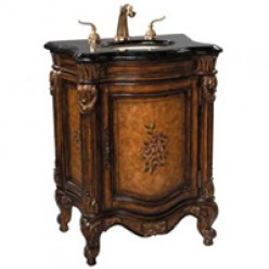 Create a Charming Bathroom with Antique Bathroom Vanities